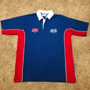 USA IRB Rugby World Cup Polo Shirt